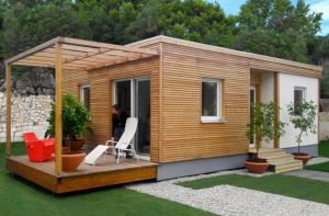 Barnizado de casa madera exterior en donostia