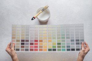 eleccion de colore pintura general pintores Donostia