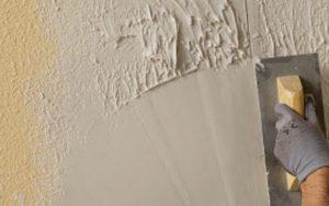 alisado de paredes en San Sebastián quitar gotele
